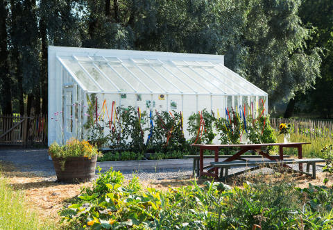 Rosendals trädgård