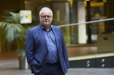 Arla vice-CEO Povl Krogsgaard