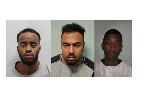 Three guilty of murder in Ilford