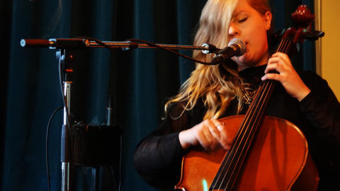 Linnea Olsson – The Impossible Music Sessions Stockholm Session #1