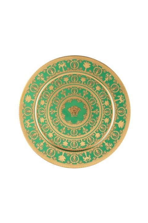RmV_I Love Baroque_Vert_service plate
