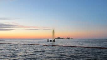 Oil spill rocks US Gulf