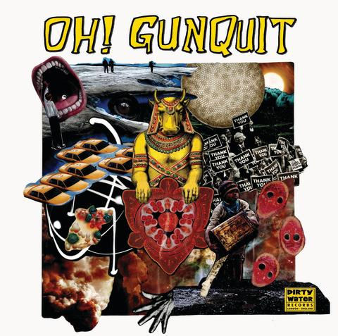 """Oh! Gunquit """"Eat Yuppies and Dance"""""""