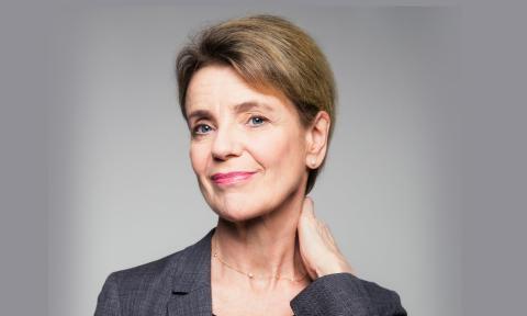 Stina Ekblad tolkar Edith Södergran