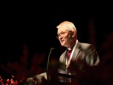 """Ärkebiskopen: """"Ord och handling måste följas åt i politiken"""""""