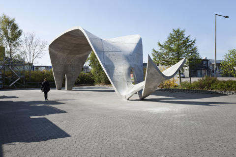 Enestående betonfisk viser vej for fremtidens beton-byggeri
