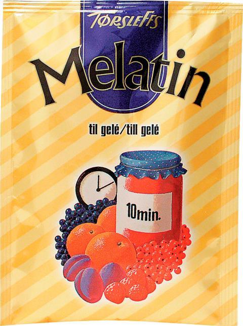 Törsleffs Melatin gul