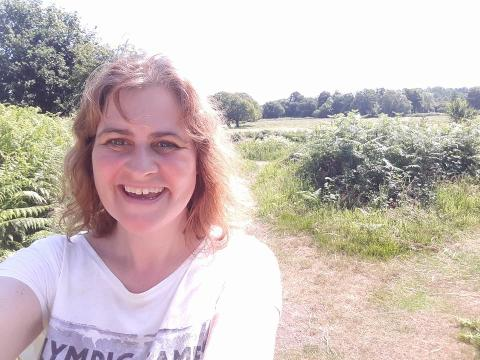 Surrey resident to tackle 26.2 mile walk for the Stroke Association