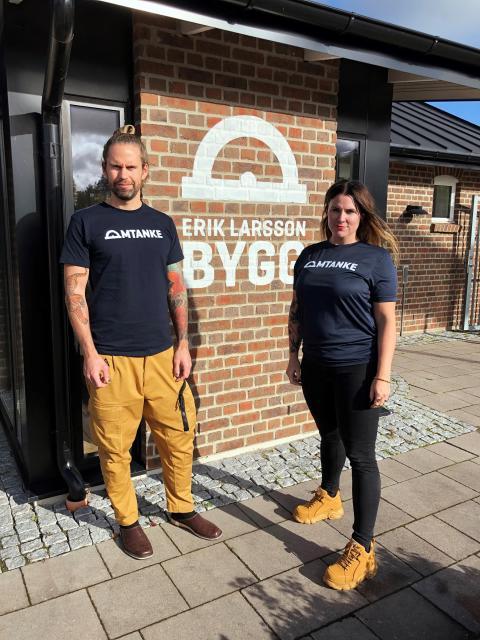 Lars Bergqvist-stipendiet går till en av grundarna av Byggkurage