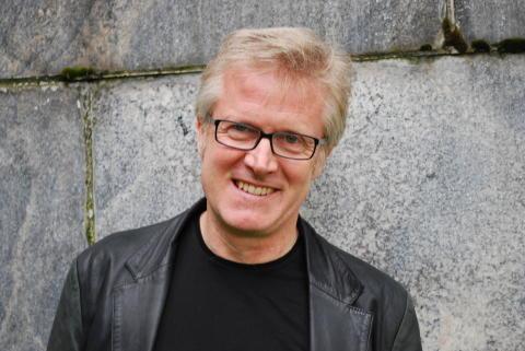 Ola Bixo, verksamhetschef Studiefrämjandet i Stockholm