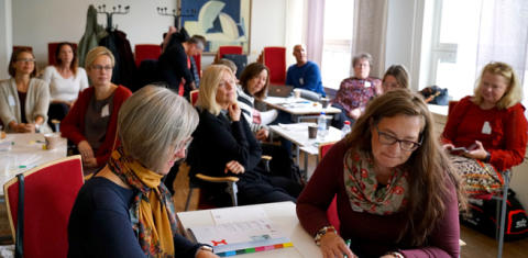 """Positiv feedback på projektet: """"Koordinatorsstöd för föräldrar som har barn med funktionsnedsättning""""."""