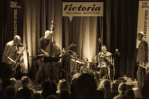 Joshua Redman 12082017 Oslo Jazzfestival