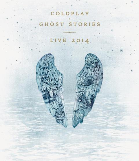 Ny konsertfilm fra Coldplay
