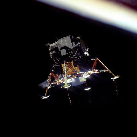 eagle-in-lunar-orbit_9460192044_o