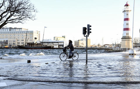 Ny kartläggning av kommunernas arbete med klimatanpassning