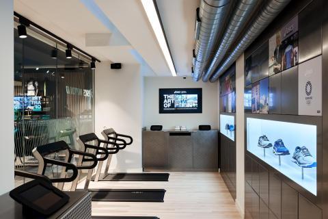ASICS Regent St Interiors_022