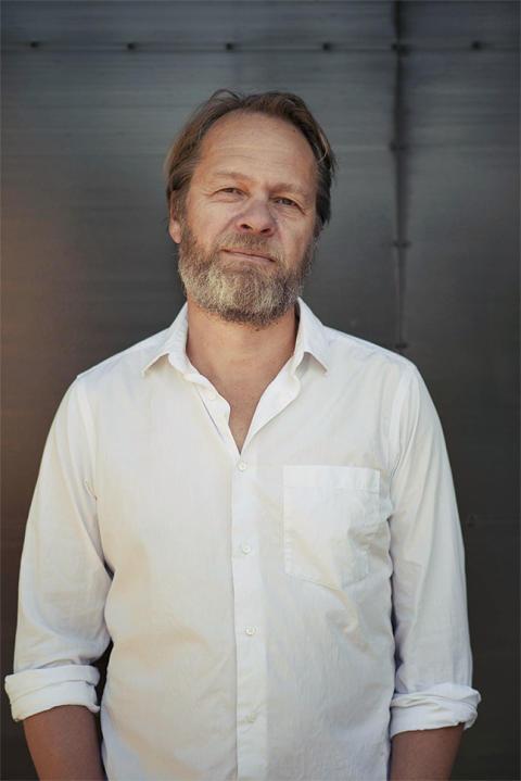 Olle Blohm, författare till Viaduktmannen