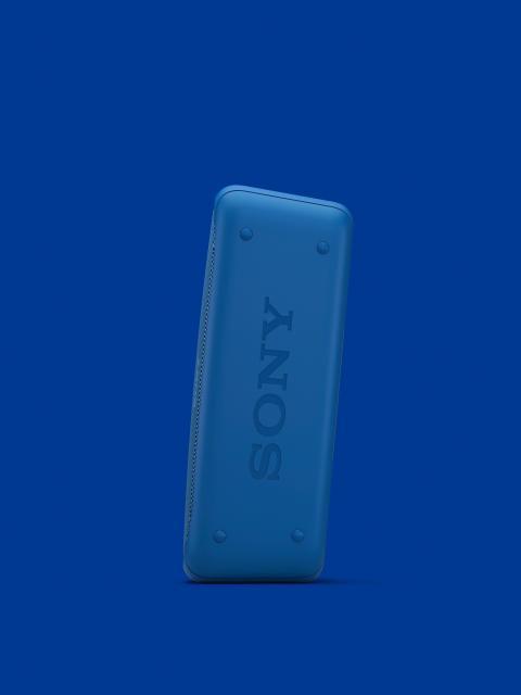 SRS-XB30 von Sony_blau_2
