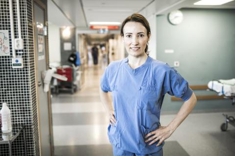 Läkares jour ger mycket vård billigt