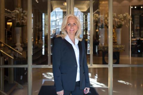 Toril Flåskjer blir ny hotelldirektør på Grand Hotel Oslo by Scandic