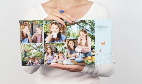Gör en Årsbok av dina bästa bilder