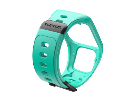 TomTom colorful strap