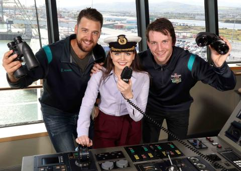 Set sail with the Stena Line Belfast Giants