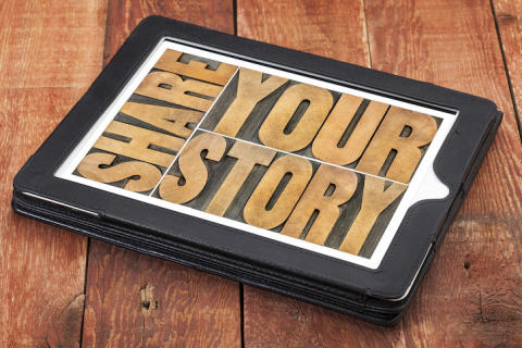Breakfast Session: Storytelling: Hoe gebruikt u storytelling voor uw bedrijf?