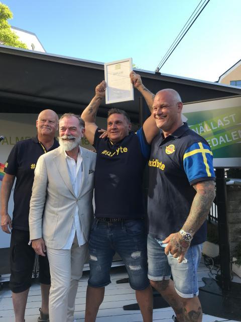 Kriminellas Revansch i Samhället (KRIS) är Snällast i Almedalen 2018