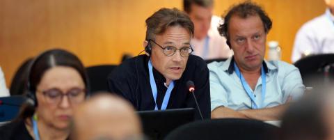 Pressträff om IPCC:s specialrapport om klimatförändringar och marken