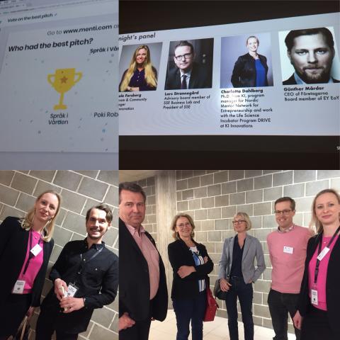Nu vill vi tillsammans med KTH Innovation och SSE Business Lab lyfta innovationsverksamheten i Stockholm genom ett inspirerande och kul event! Sthlm Pitch Meetup!