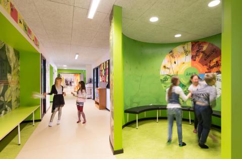 Arkitema rekryterar och tecknar skolavtal