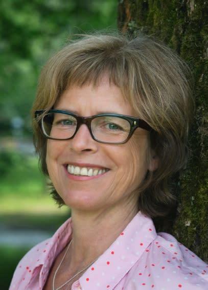 Andas medvetet med skrattyogainstruktören Sofia Sjöblom