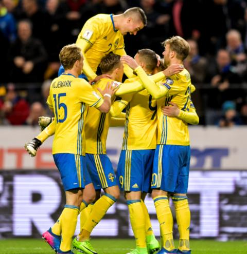 Carlsberg ny nationell partner till Svenska Fotbollförbundet