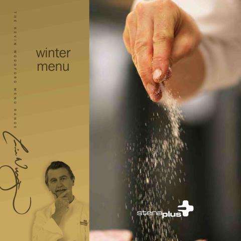 New Stena Line menu passes taste test