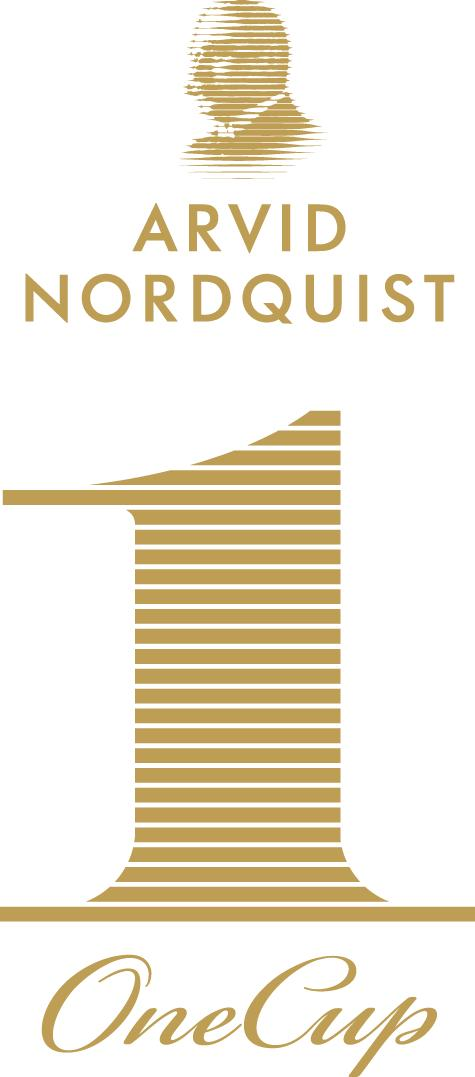 Arvid Nordquist OneCup - Logo positiv