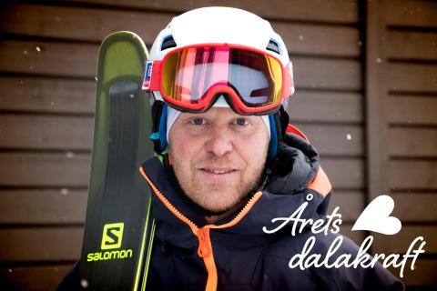 Magnus Noppa är Årets dalakraft!