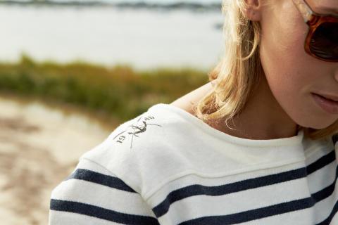 Sebago Striped Sweater Image