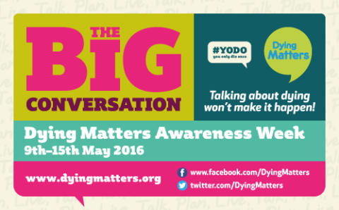 Health news: Dying really does matter - have you had the Big Conversation?