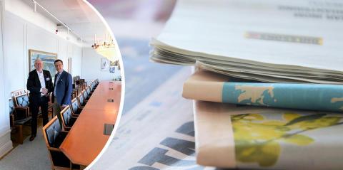 Hållbarhet i fokus när Ohlssons och Pressretur ingår nytt, stort avtal