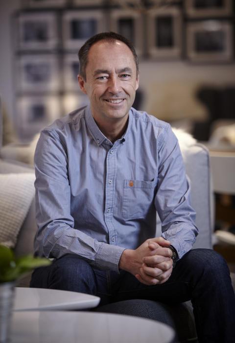 Håkan Svedman, VD och landschef IKEA Sverige