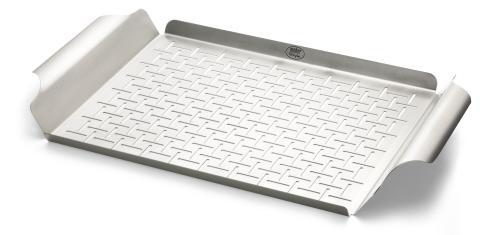 Grill tray