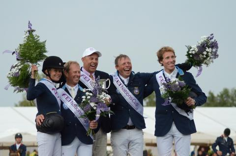 Sveriges kandidater till Falsterbo Furusiyya FEI Nations Cup™ presented by Longines