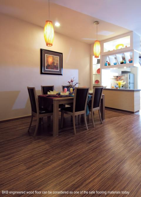 Fire Resistant Flooring and Other Safety Aspects