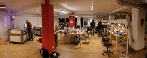 Fabriken - Sveriges första Makers Space