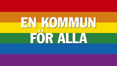 Pressinbjudan: Presentation av hur karlstadsborna tycker att Karlstad kan bli en ännu mer HBTQ-vänlig kommun