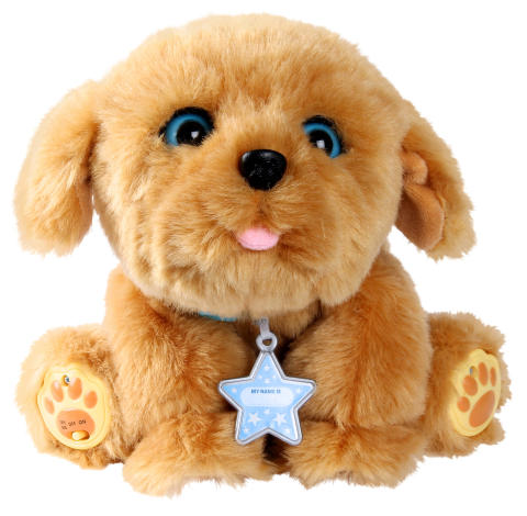 Snuggles My Dream Puppy - Character Options
