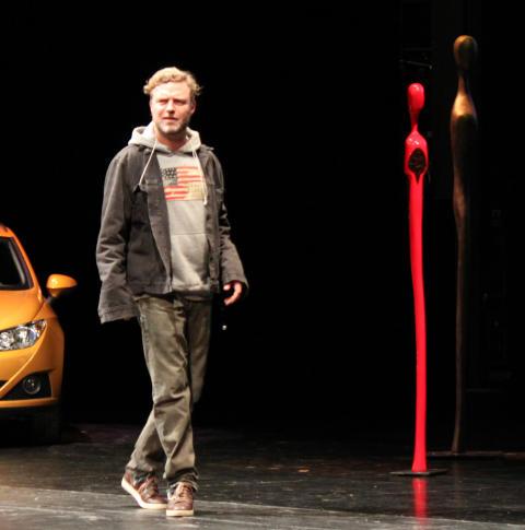 Johan Stael von Holstein på Trendgalan 2010