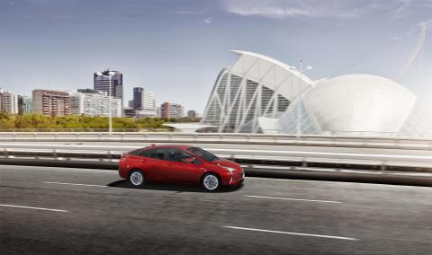 Fjärde generationen Toyota Prius – alla detaljer