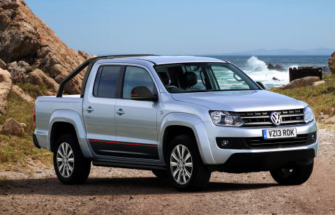 New special edition Volkswagen Amarok pick-up on sale